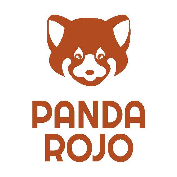 Panda Rojo (logo)